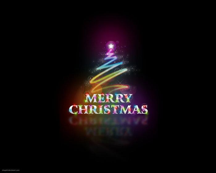 merry christmas wallpaper 1